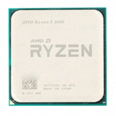 CPU AMD Ryzen 5 2600 3,4-3,9 GHZ 6 cores 12 threads No GPU AM4 OEM