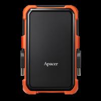"""Apacer Ударопрочный портативный жёсткий диск AC630 класса """"милитари"""" USB 3.2 1 Tb"""