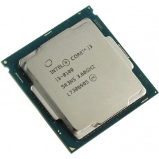 Процессор Intel i3 - 8100 3.6 GHz OEM LGA1151 CoffeeLake