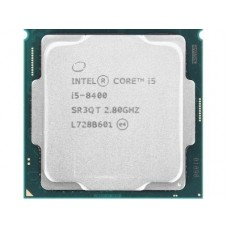 CPU Intel Core i5-8400 2.8 GHz OEM LGA1151 CoffeeLake
