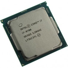 CPU Intel Core i7-8700 3.2 GHz OEM LGA1151 CoffeeLake