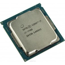 CPU Intel Core i7 7700 3.6 GHz OEM LGA1151 KabyLake