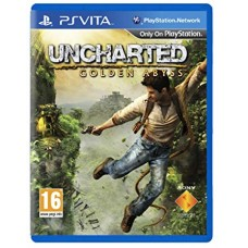 Sony Playstation Vita Игра Uncharted Golden Abyss